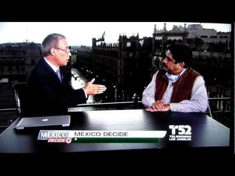 Ruben Luengas Desde Mexico: Entrevista a Manuel Espino