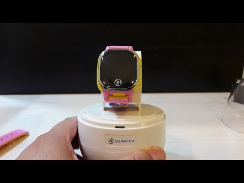 Unboxing Tencent QQ Smart Kids Watch with MaxisONE Kid Plan  [In English]