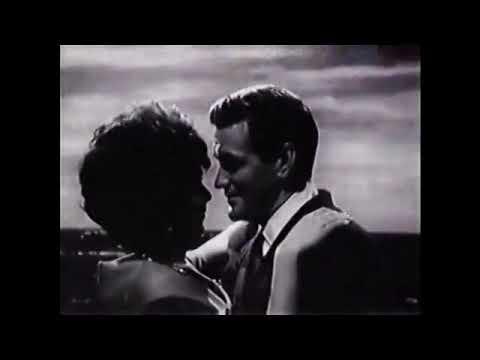 Rod Taylor - Suzanne Pleshette romantic scene