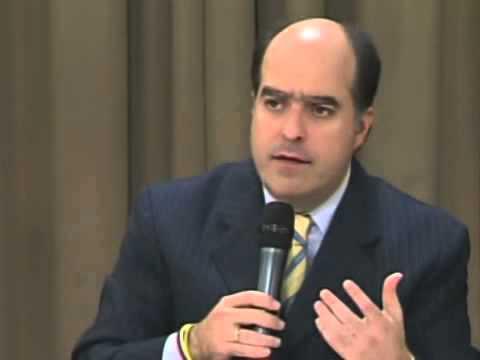 Diálogo Maduro-Oposición: Palabras de Julio Borges