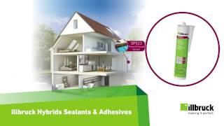 Hybrid Adhesives & Sealants Range by illbruck