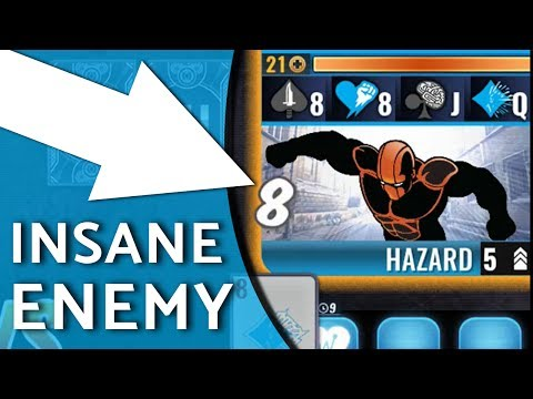 """INSANE ENEMY!"" 