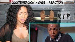 XXXTentacion - SAD! (Official Music Video)   REACTION   REVIEW