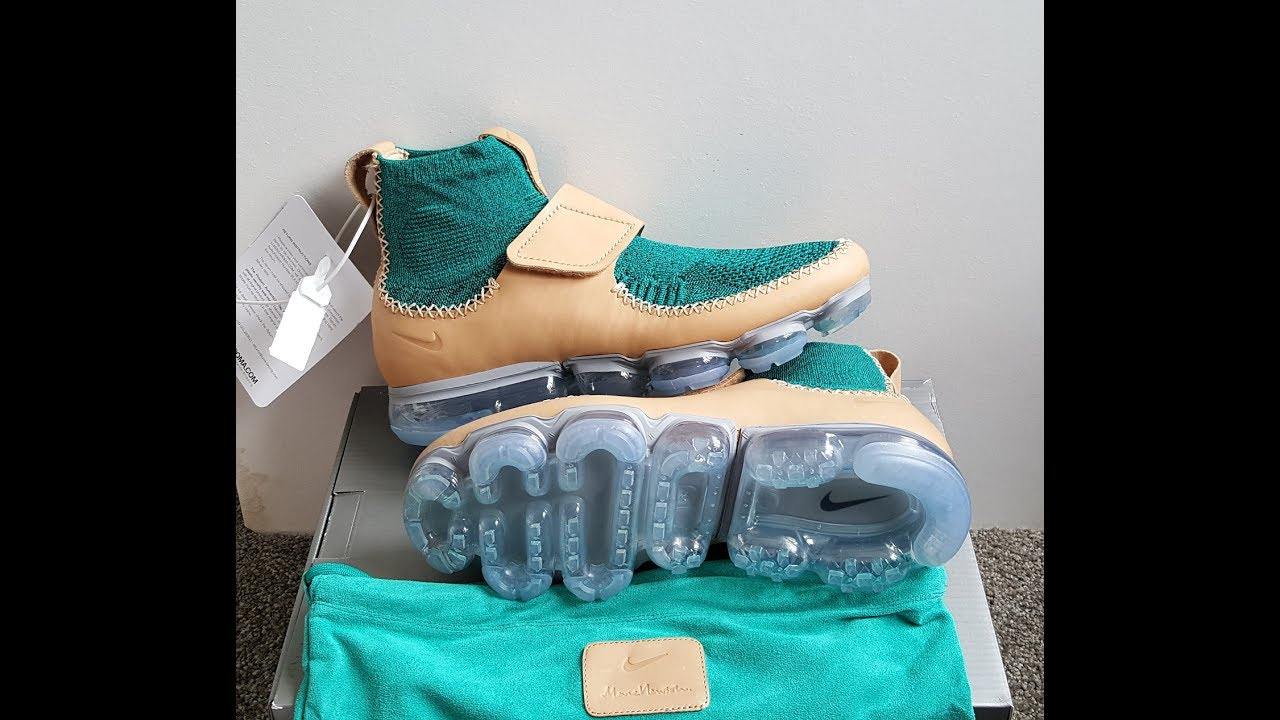 d79099f2ebb Unboxing Unpacking Nike Air Vapormax Marc Newson Code 923004 200 ...
