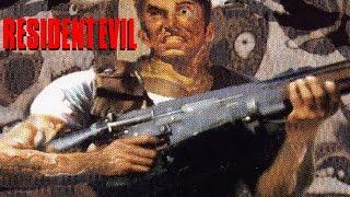 RESIDENT EVIL 1996 - ХАНТЕРЫ