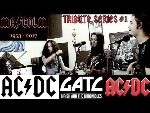 GATC - Tribute to ACDC/Malcolm Young