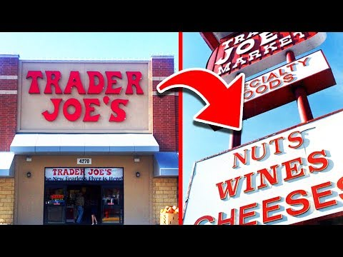 Top 10 Untold Truths Of Trader Joe's