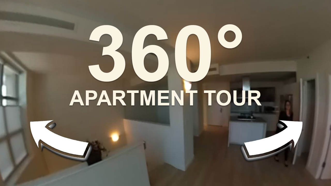 360 Video Apartment Tour 111 Kent Ave In Williamsburg Brooklyn Ny You