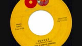 Little Stevie Wonder - Sunset