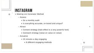 Instagram | Content That Sells