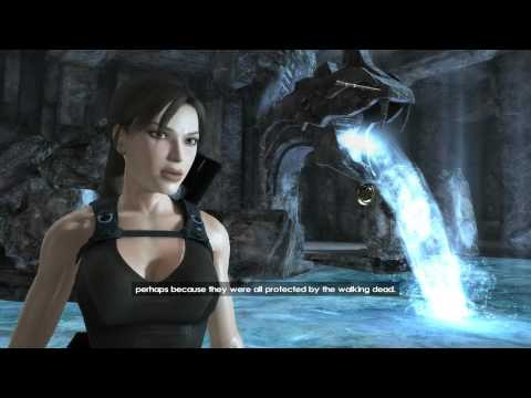 Tomb Raider Underworld PC - Playthrough - Level 4 : Southern Mexico