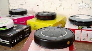 Обзор роботов-пылесосов: заменят ли роботы пылесосы? [сравнительный обзор 5 робопылесосов](, 2014-05-21T09:18:31.000Z)