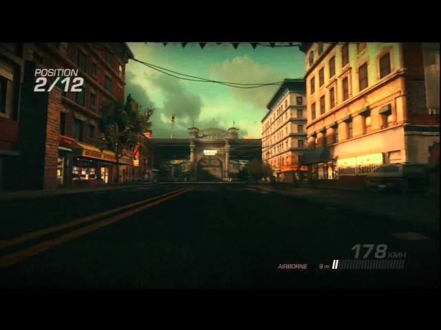 Ridge Racer Unbounded First Look part 1
