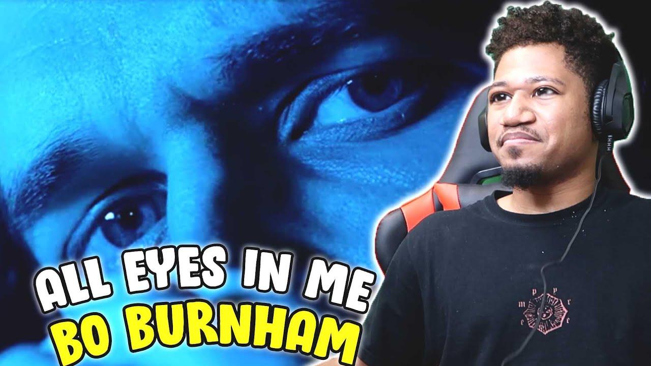 """All Eyes On Me -- Bo Burnham (from """"Inside"""" - album out now)   REACTION"""