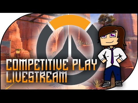Overwatch: Public Test Realm (PTR) Livestream - COMPETITIVE PLAY
