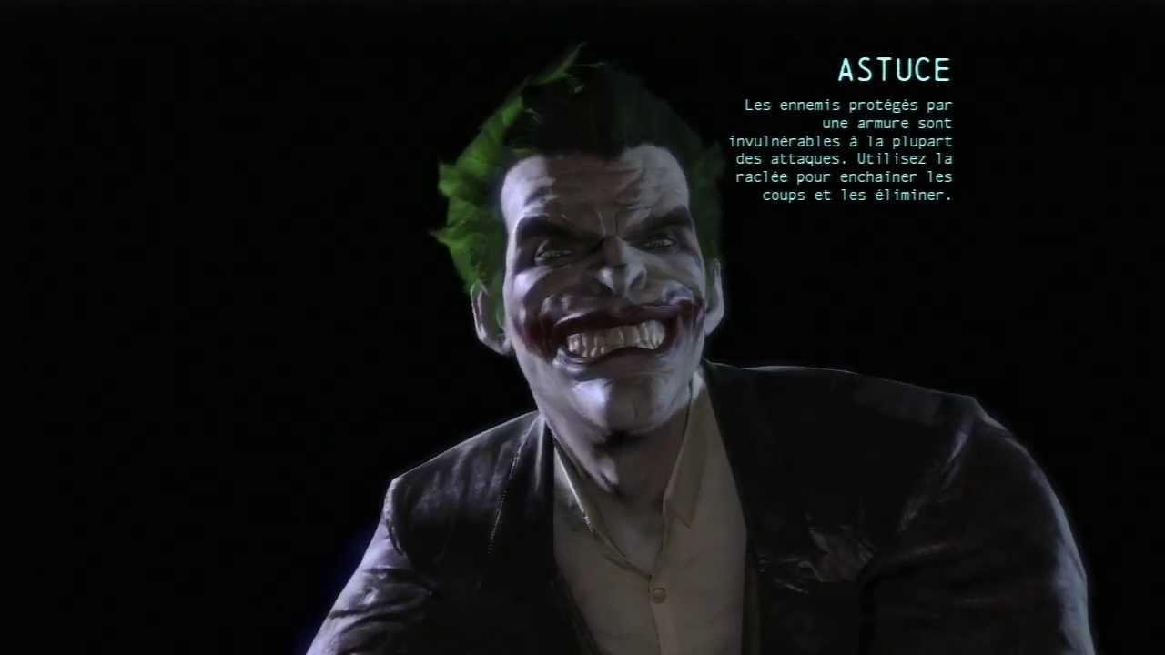 "Batman Arkham Origins - Game over : Joker 3 ""Game over en"