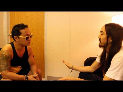 Steve Aoki x Julian On The Radio - Northcoast Music Festival 2012 Episode 2