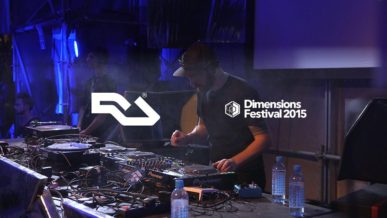 Rødhåd live at Dimensions Festival - INSIDE | Resident Advisor