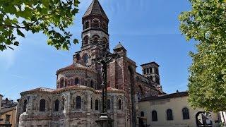 Saint Julien de Brioude - Art Roman - Auvergne - France