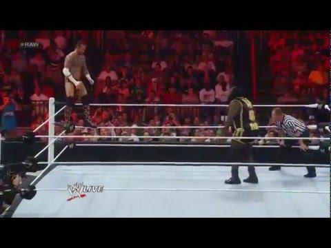 Brock Lesnar returns to WWE: Raw, April 2, 2012 - YouTube