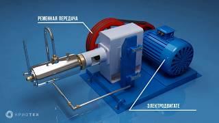 видео Вакуумная конденсационная криогенная азотная ловушка