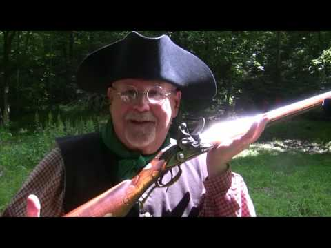 Shooting the Early Lancaster County Rifle