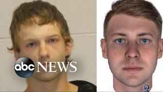 Alleged killer confesses after seeing police sketch