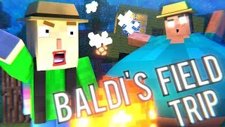 BALDI S BASICS FIELD TRIP Minecraft Animation Compilation Herobrine more
