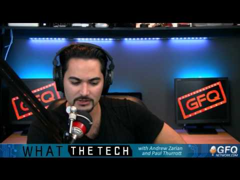 What The Tech Ep. 133 - 9-18-12