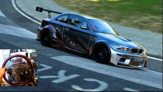project cars gopro bmw 1m coupe vs the ring broke my handbrake