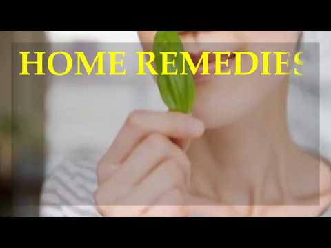 15226 HOME REMEDIES FOR LOSS OF SMELL AND TASTE