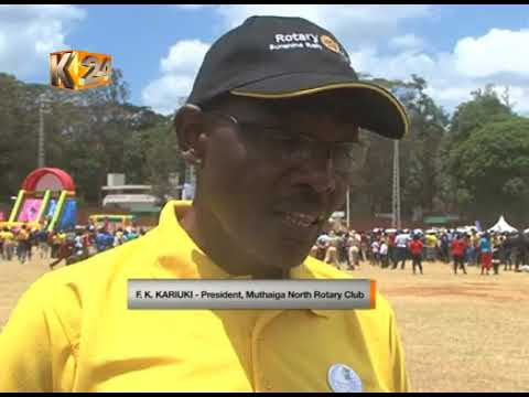Disabled children fun day courtesy of MediaMax Network and Lotto foundation