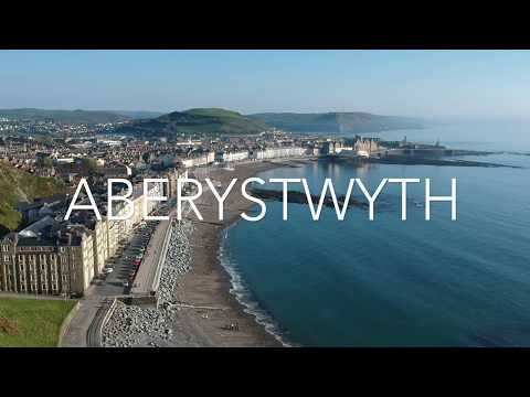 WOW air travel guide application - Aberystwyth
