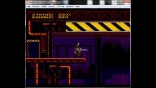 The Terminator 2 - Judgement Day - Mega Drive / Genesis Longplay