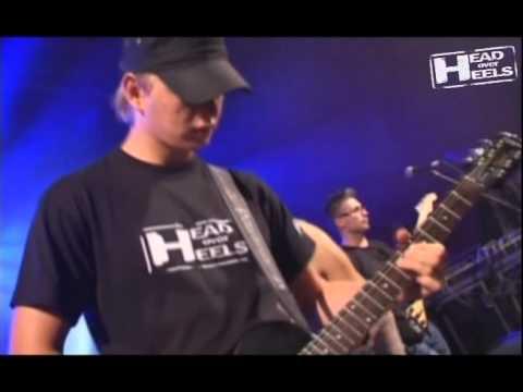 Head over Heels - Second Chance (Zlot motocyklowy Radawa 2010 Live)