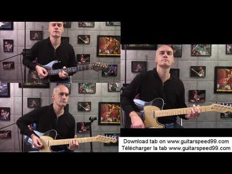 Shine On You Crazy Diamond - Pink Floyd - Guitar Cover