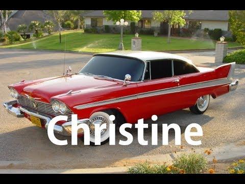 Christine Film 1958
