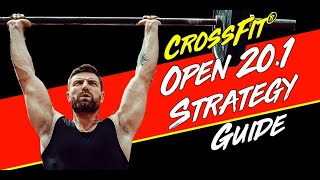 CrossFit® Open 20.1: ULTIMATE Strategy & Tips  💪🏽 (WODprep OFFICIAL)