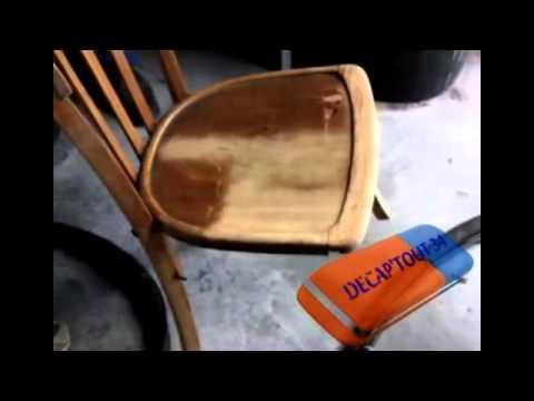 Décapage Chaise Bois Décapage Chaise En 4ARScq5jL3