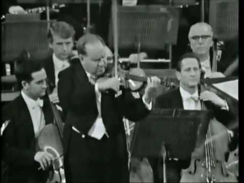 David Oistrakh - Beethoven Violin Concerto in D major, 3. Rondo