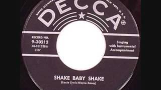 WAYNE RANEY SHAKE BABY SHAKE