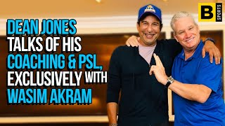 Sawaal Cricket Ka with Wasim Akram Ep#4 - Karachi Kings Coach Dean Jones
