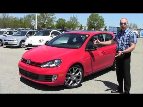 2013 vw gti wolfsburg edition at volkswagen waterloo with robert vagacs youtube. Black Bedroom Furniture Sets. Home Design Ideas