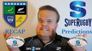 Super Rugby 2018 Round 10 Predictions   Gareth Mason