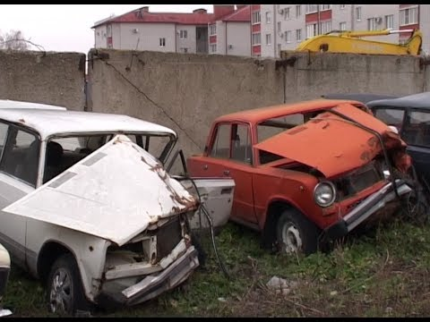 Экскурсия для водителей в Алексеевке