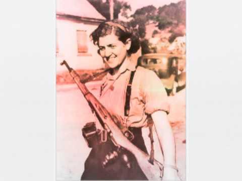 The Partisans Maria Farandouri Mikis Theodorakis
