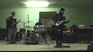 Experiment Band Joe Satriani - Musterion (Cover) 2010