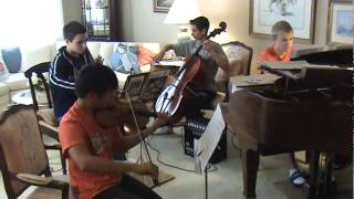 21 Guns (Green Day) String Quartet Cover
