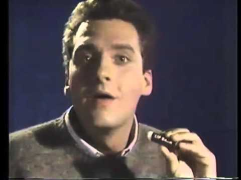 Tom Sizemore 1980's Commercial