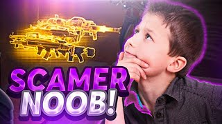 🤓SCAMEO to SCAMER VERY NOOB🔥 Fortnite Save the World